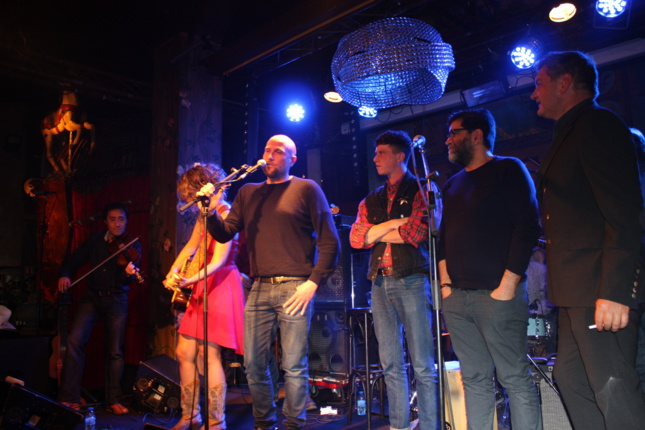 Hillbilly Rockers avec François Damiens, Finnegan Oldfield, Alain Attal et Thomas Bidegain