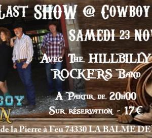 Concert avec Hillbilly Rockers