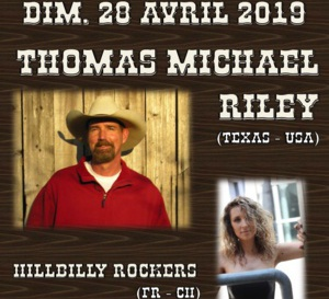 CONCERT THOMAS MICHAEL RILEY