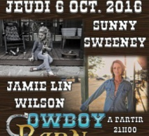 Sunny Sweeney & Jamie Lin Wilson @ Cowboy Barn