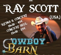 Ray Scott @ Cowboy Barn