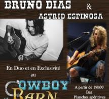 Bruno DIAS @ Cowboy Barn