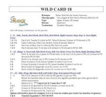 WILD CARD 18