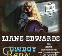 Repas Concert avec Liane Edwards