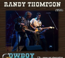 RANDY THOMPSON @ Cowboy Barn